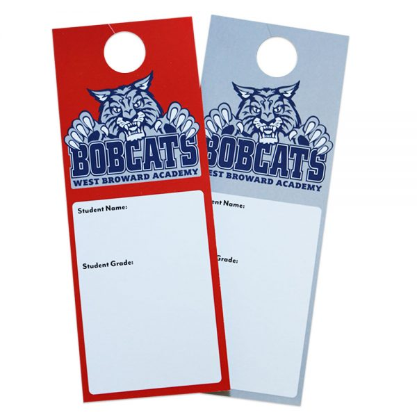 student-pick-up-drop-off-cards