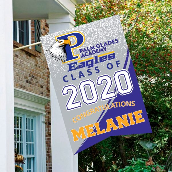 Senior-pole-Flags-school-spirit-builders-miami