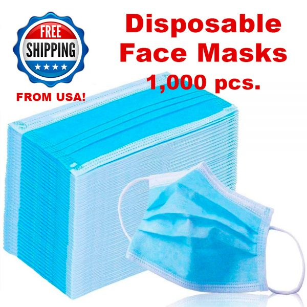 school-disposable-face-mask-sale-miami-florida-1,000-pcs